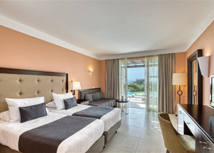Atlantica Belvedere Resort - Double/Twin Room Garden View with Shared pool