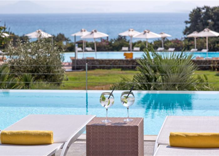 Atlantica Belvedere Resort - Double/Twin Room Sea View with Shared pool