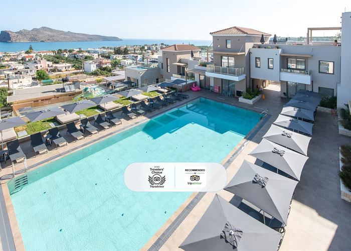 Atlantica Caldera Village | Chania Crete, Greece