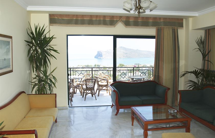 Atlantica Caldera Village THREE ROOMS APARTMENT