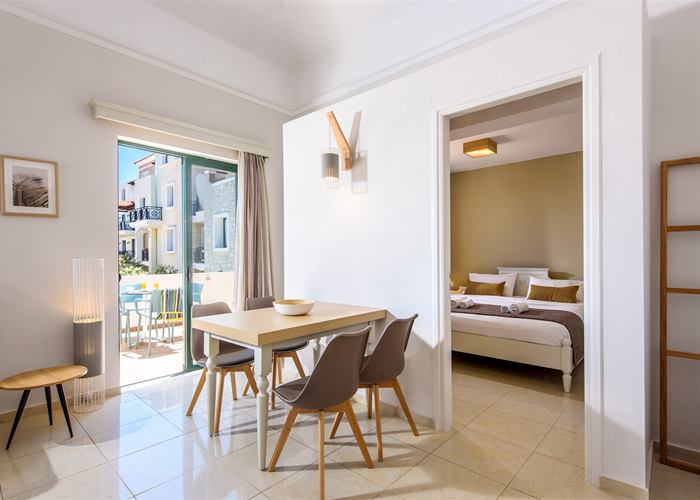 Atlantica Caldera Village - One Bedroom Superior Apartment with Private Pool