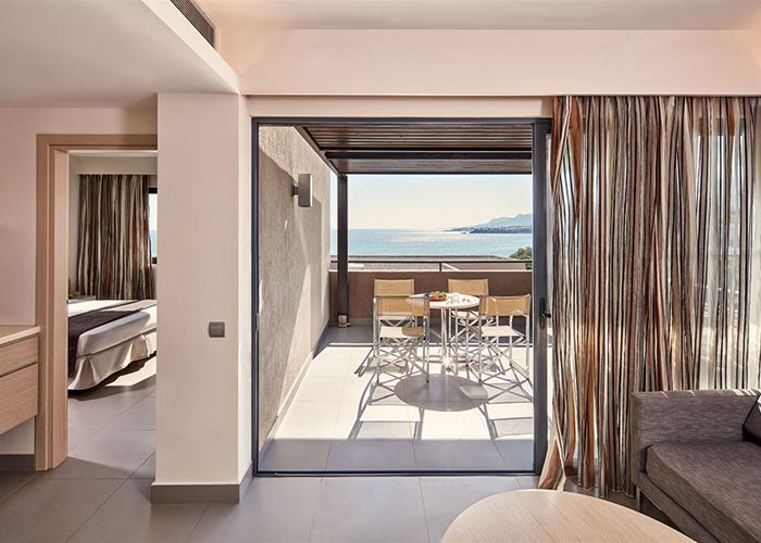 Atlantica Mikri Poli Crete - Superior Family Suite Sea View
