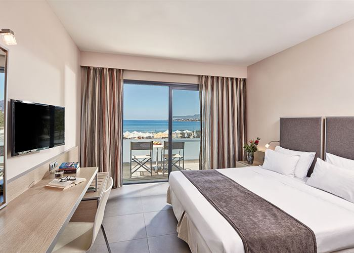 Atlantica Mikri Poli Crete - Double Room Sea View