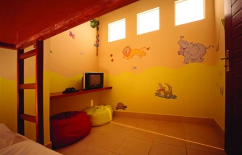 Holiday Village Red Sea By Coral Sea KIDS DEN ROOM