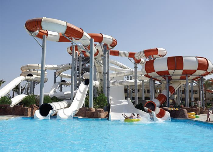 Coral Sea Waterworld | Sharm El Sheikh, Egypt