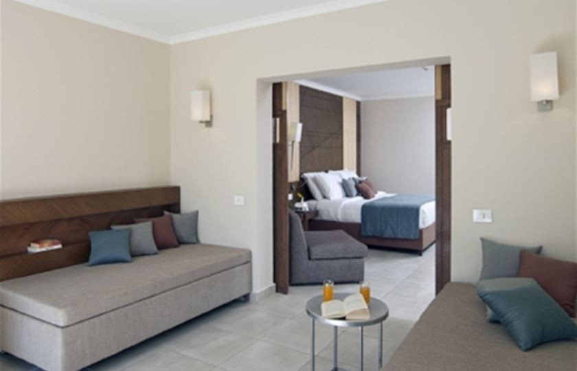 Coral Sea Waterworld FAMILY DELUXE ROOM