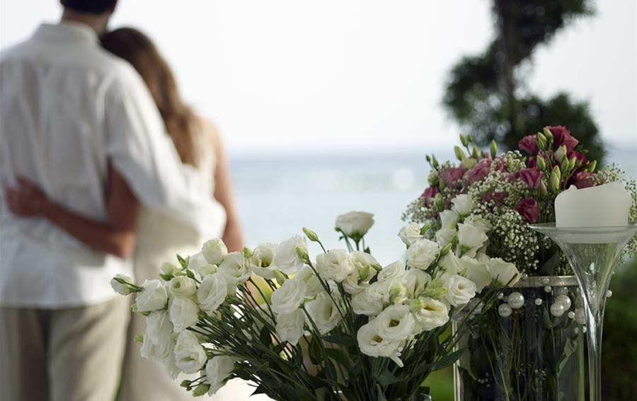 Atlantica Grand Mediterraneo Resort and Spa - Renewal of vows