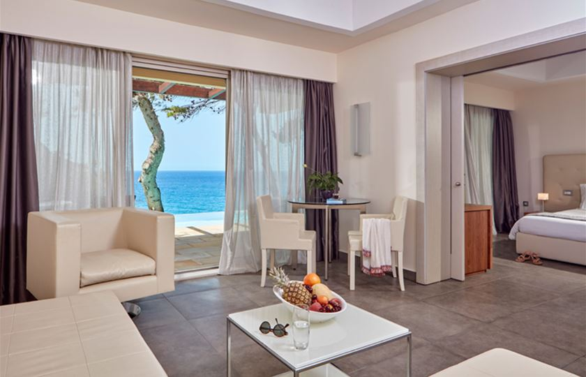 Atlantica Grand Mediterraneo Resort and Spa DELUXE SUITE WITH PRIVATE USE POOL
