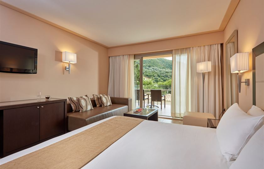 Atlantica Grand Mediterraneo Resort and Spa DOUBLE MOUNTAIN VIEW ROOM