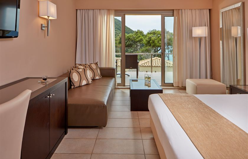 Atlantica Grand Mediterraneo Resort and Spa DOUBLE LIMITED SEA VIEW ROOM