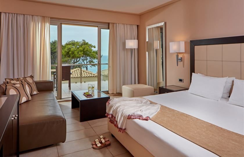 Atlantica Grand Mediterraneo Resort and Spa DOUBLE ROOM SEA VIEW