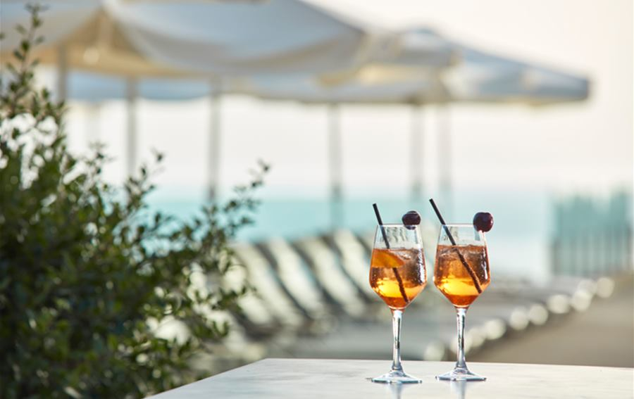 Atlantica Grand Mediterraneo Resort and Spa - Main Bar
