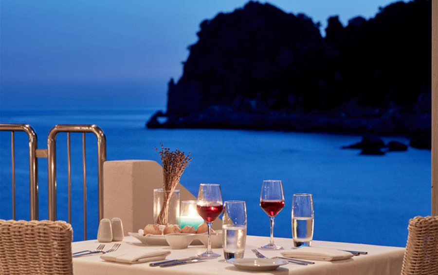 Atlantica Grand Mediterraneo Resort and Spa - Kulinarium Beach Restaurant