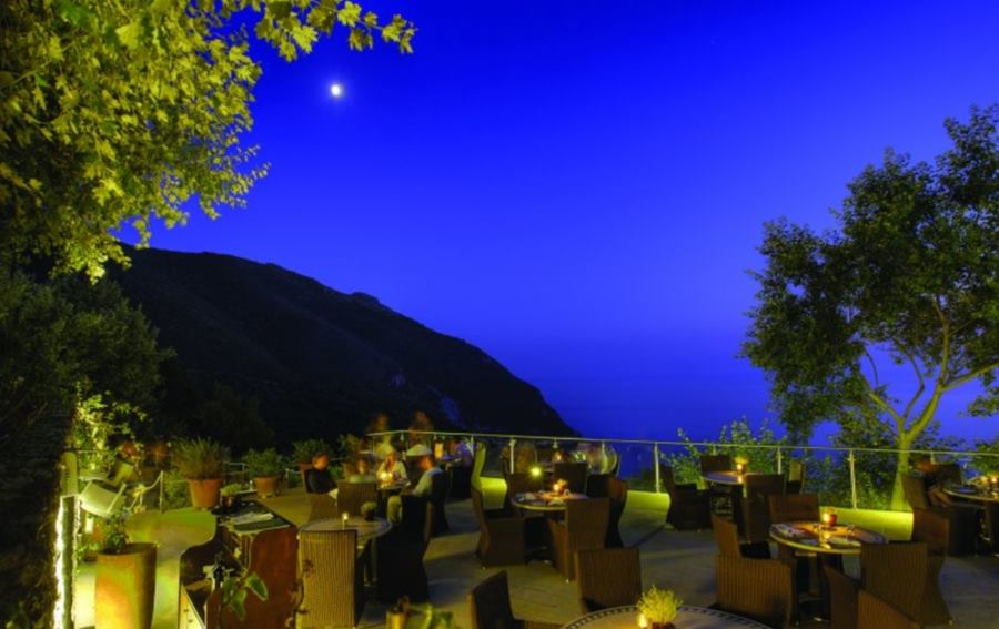Atlantica Grand Mediterraneo Resort and Spa - Vertigo Italian Restaurant