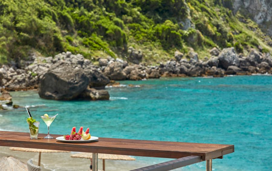 Atlantica Grand Mediterraneo Resort and Spa - Thalatta Beach Bar