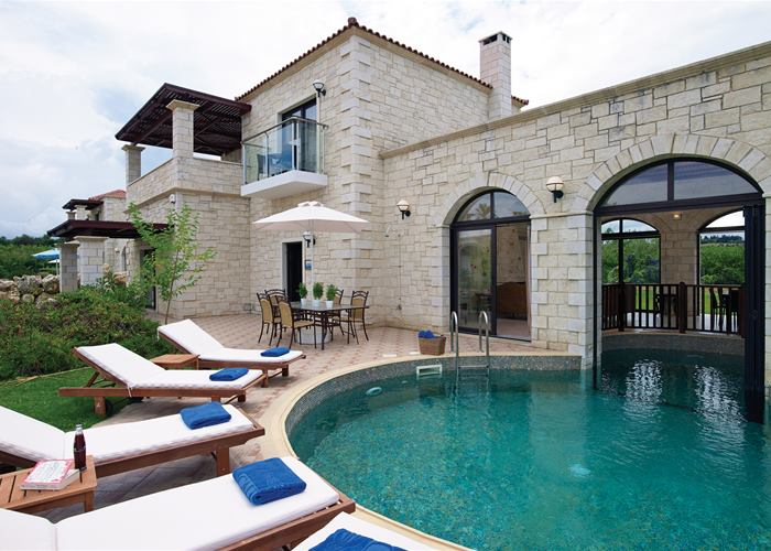 Atlantica Caldera Villas | Chania Crete, Greece