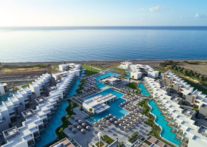 Atlantica Dreams Resort | Rhodos, Greece