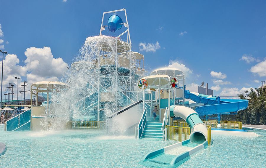 Atlantica Dreams Resort - Splashpark