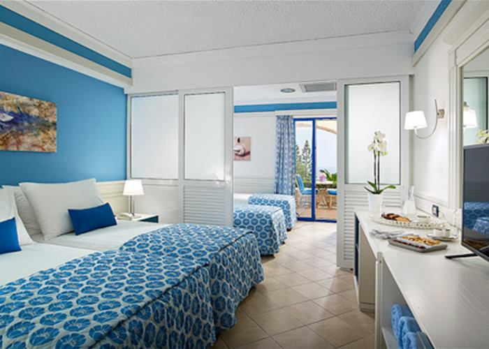 Atlantica Amilia Mare - Family Room Sea View