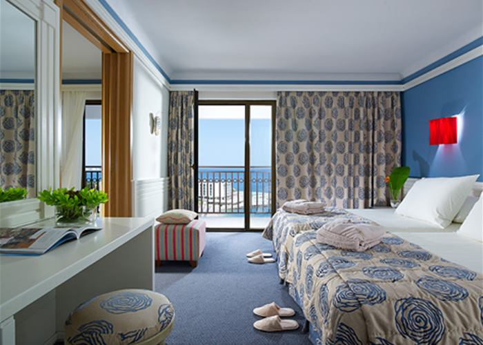Amilia Mare Beach Resort - Suite Sea View