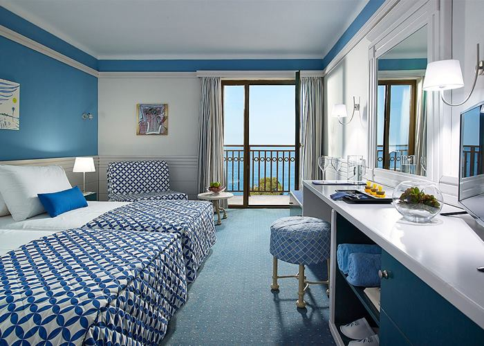 Amilia Mare Beach Resort - Premium Double Room Sea View