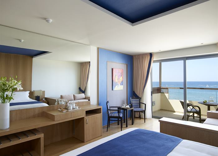 Atlantica Kalliston Resort and Spa - Deluxe Sea View Room