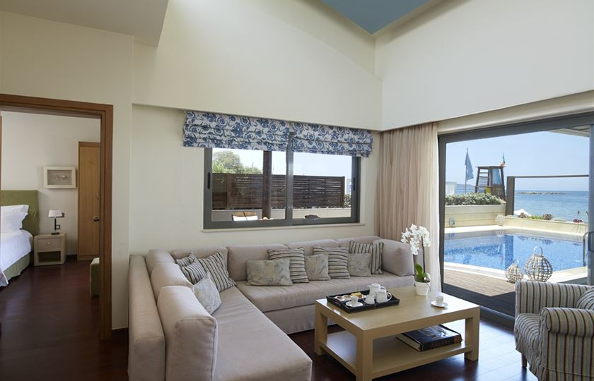 Atlantica Kalliston Resort and Spa EXECUTIVE SUITE WITH PRIVATE POOL