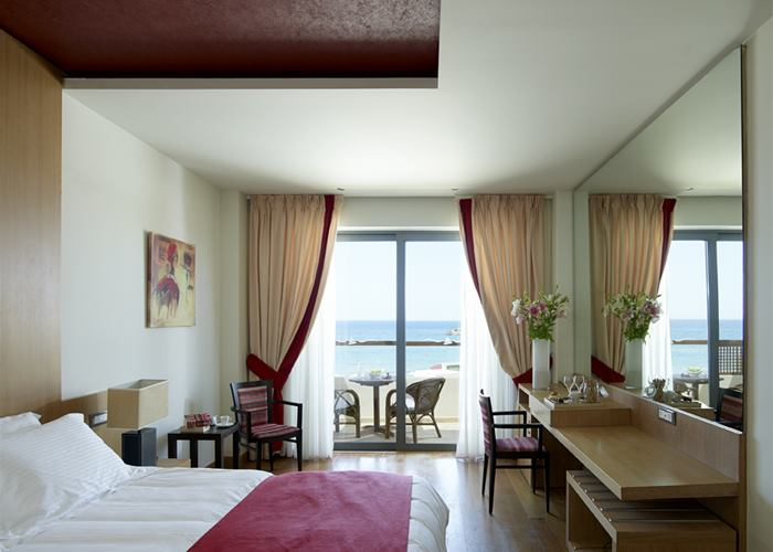 Atlantica Kalliston Resort and Spa - Double Room Sea View