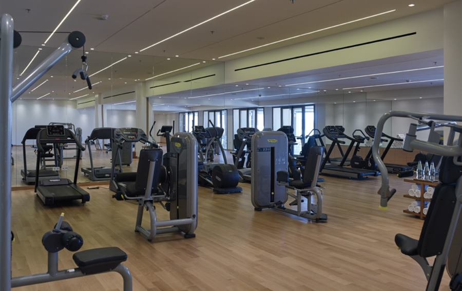Atlantica Imperial Resort and Spa - Gym