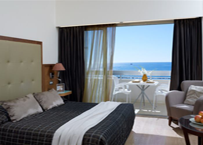 Atlantica Miramare Beach Hotel - Deluxe Sea View Room