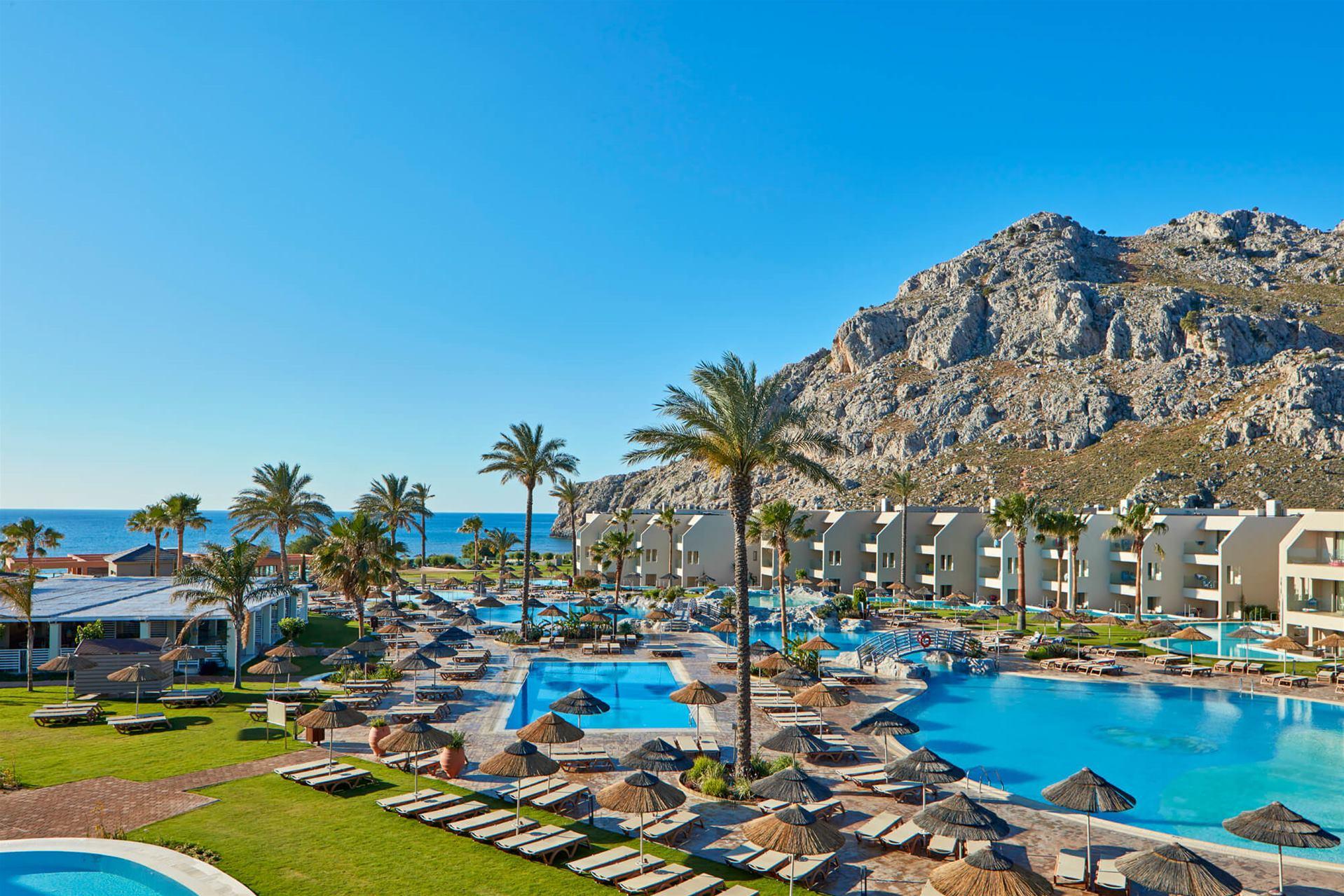 Hotel Blue Sky Beach Rhodos
