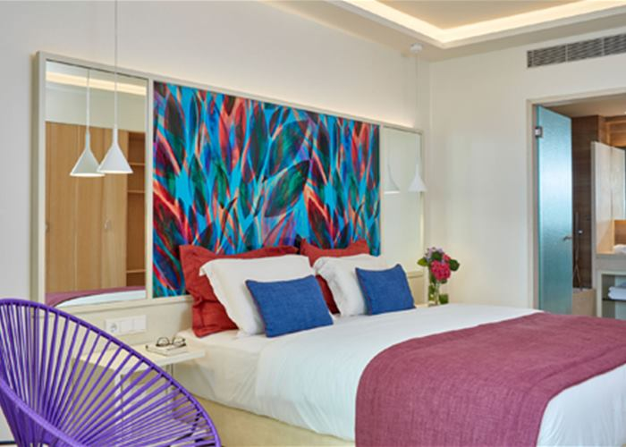 Atlantica Aegean Blue - Premium Double Room Inland View